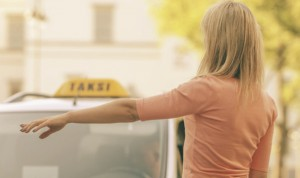 aplicativo taxi feminino