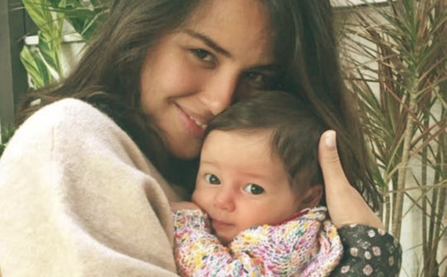 yanna e filha