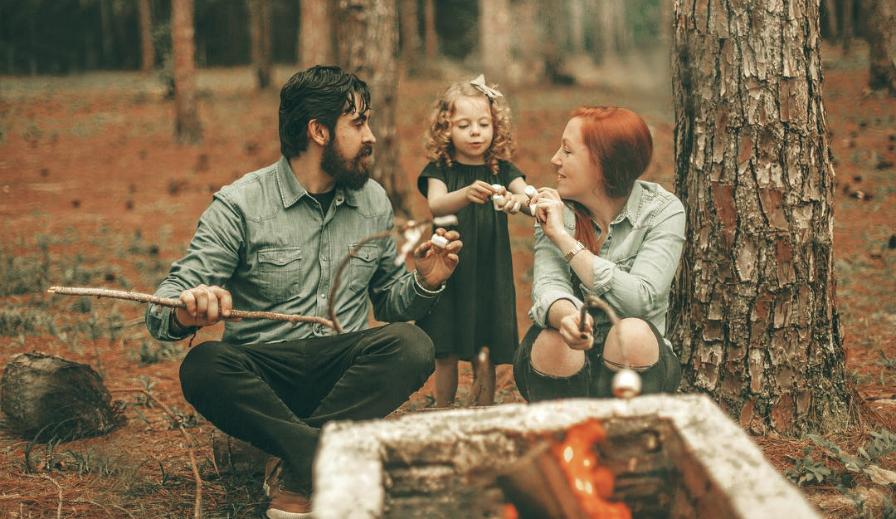 familia aventureira