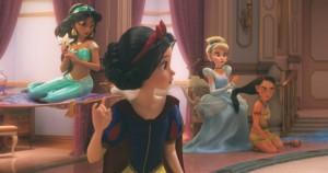 princesas da disney detona ralph