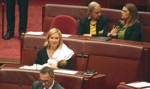 mulheres cargos na política