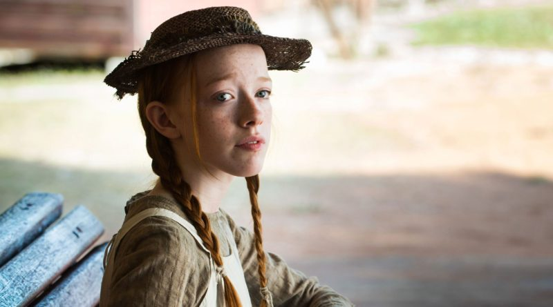 "Amybeth McNulty has the title role in ""Anne,"" which begins streaming Friday on Netflix."
