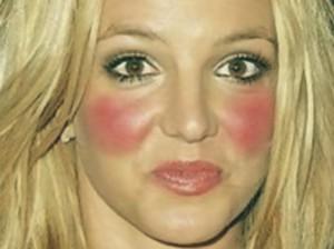 britney blush