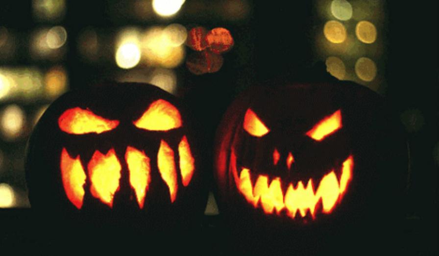 halloween capa