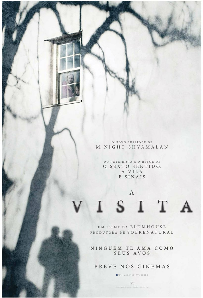 Poster - A Visita