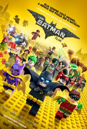 LEGO Batman O Filme - Poster Final