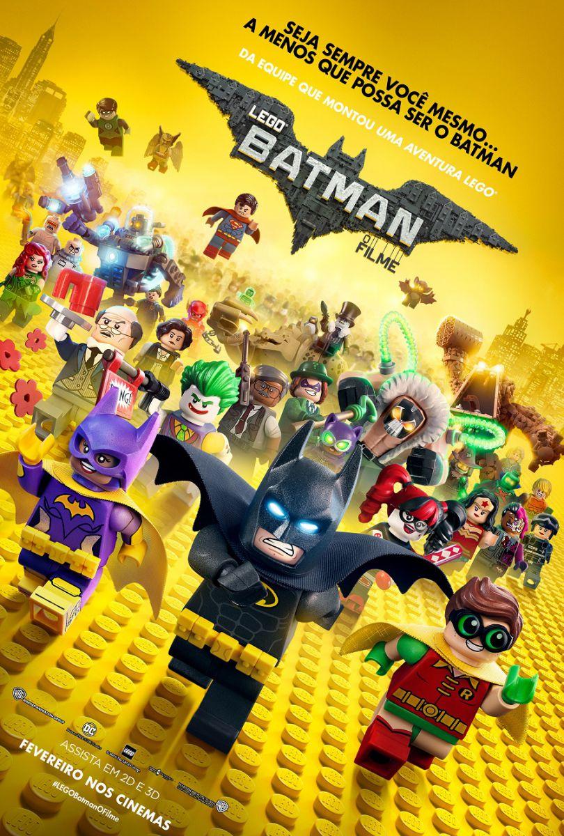 LEGO Batman O Filme - Poster Final