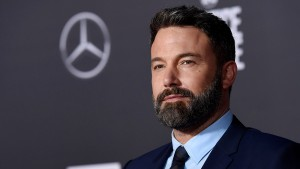 "Mandatory Credit: Photo by Invision/AP/REX/Shutterstock (9222229bl) Ben Affleck, a cast member in ""Justice League,"" poses at the premiere of the film at the Dolby Theatre, in Los Angeles LA Premiere of ""Justice League"", Los Angeles, USA - 13 Nov 2017"