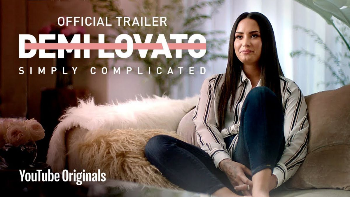 Demi Lovato Simply Complicated