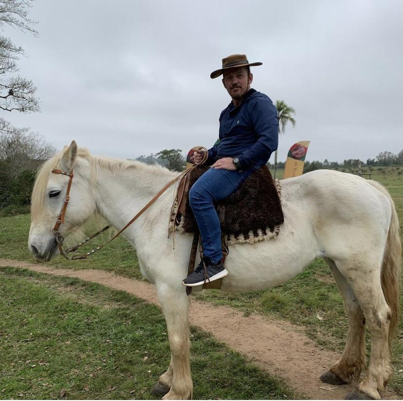 rafinha cavalo