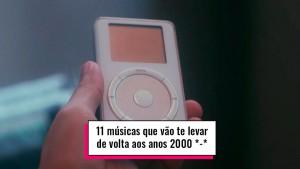 música anos 2000